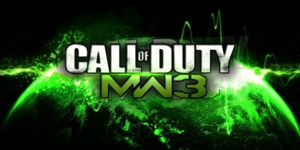 Green-Call-of-Duty-MW3-Wallpaper-Murals-for-Kids-Room-600x300