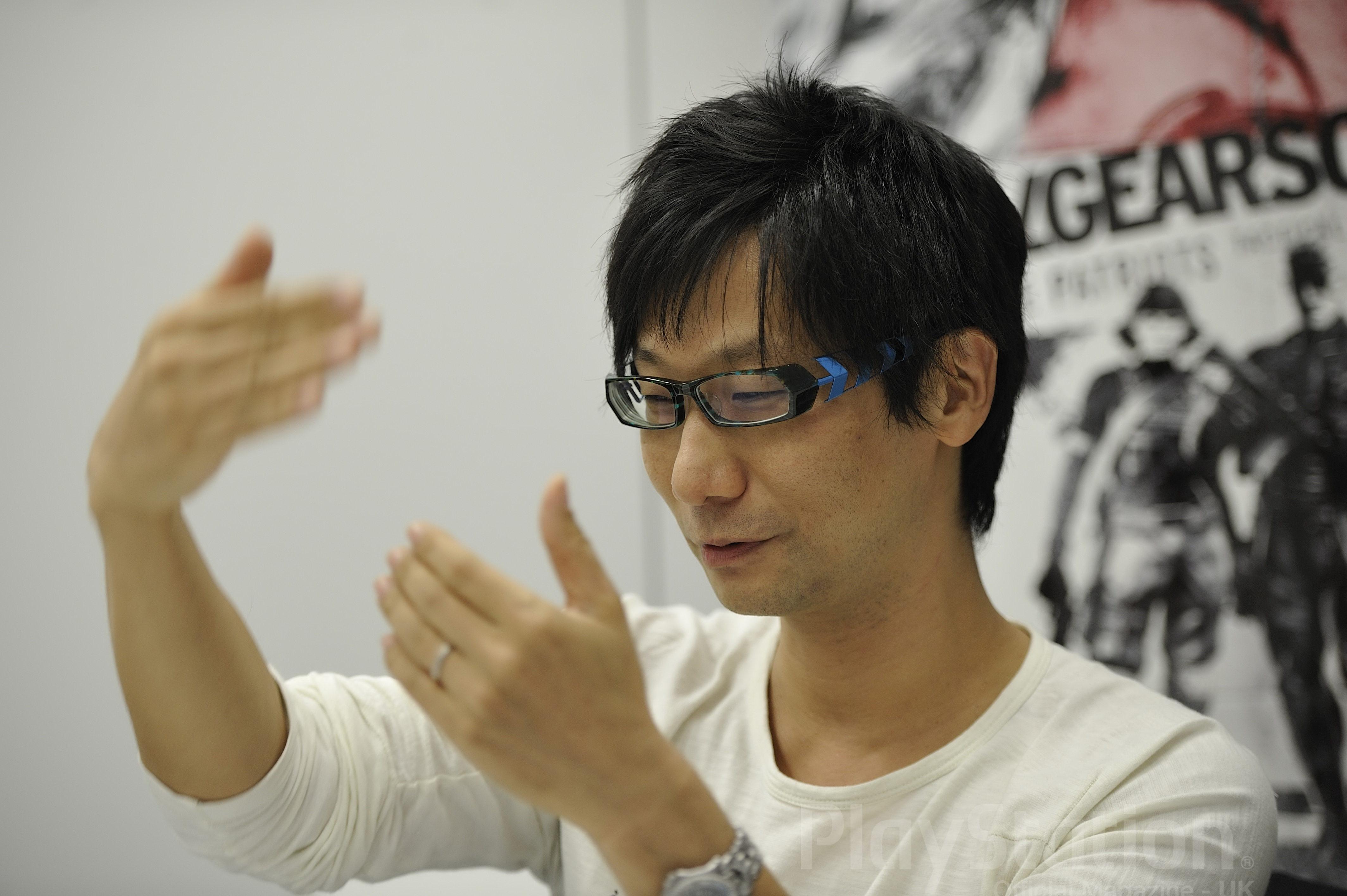 Hideo-Kojima-interivew-Project-Ogre