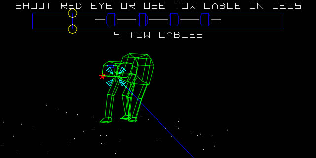 Empire strikes back arcade | platforma: arcade | godina: 1985. |