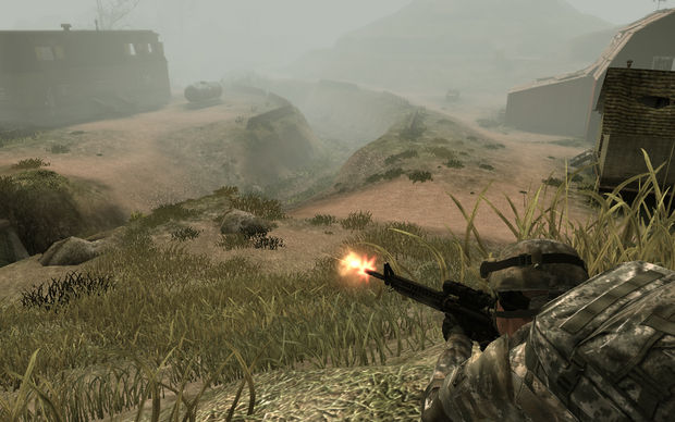 America's Army 3 Game