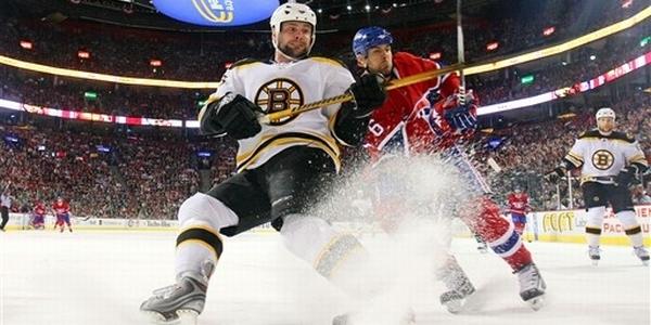 BOSTON BRUINS V MONTREAL CANADIENS - GAME SEVEN