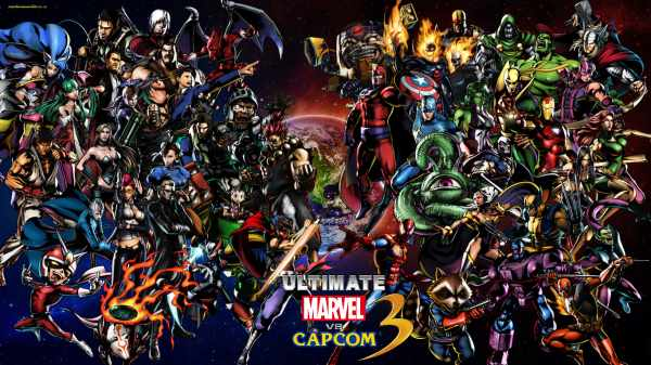 ultimate_marvel_vs_capcom_3_cast_wallpaper_by_bxb_minamimoto-d4fkkpn