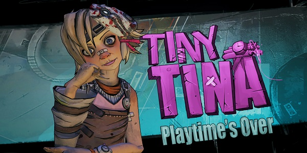 Tiny Tina Borderlands 2