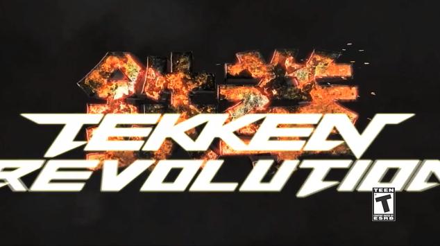 Серия Tekken пополнилась новой игрой. . Namco Bandai официально анонсирова