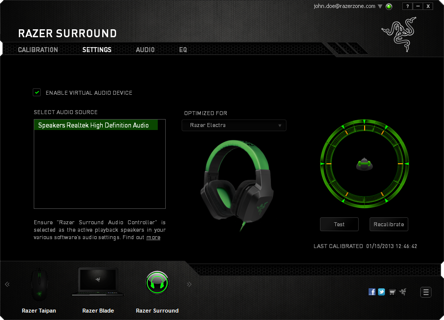 razersurround