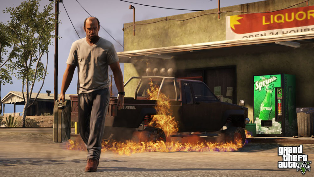 GTA-5-Red-Cars-Screenshot-Games-Wallpapers
