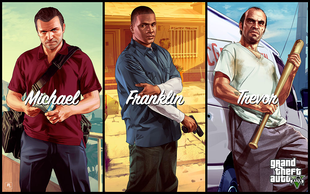 Michael-Franklin-Trevor-in-GTA-5-Wallpaper-HD