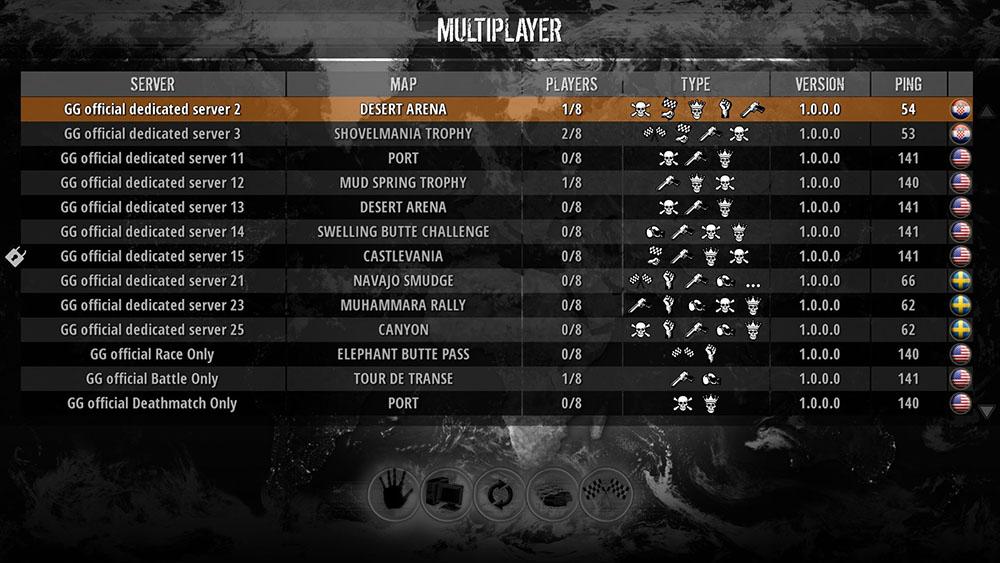 Multiplayer serveri s premalo igraca