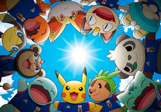Pokemon Football