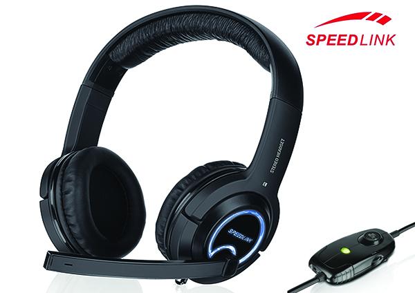 Speed Link slu-alice SL-4475-BK