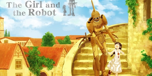 thegirlandtherobot