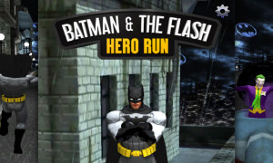 Batman-and-The-Flash-Hero-Run-Android