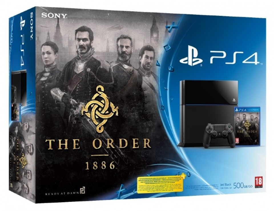 The-Order-1886-PS4-Bundle