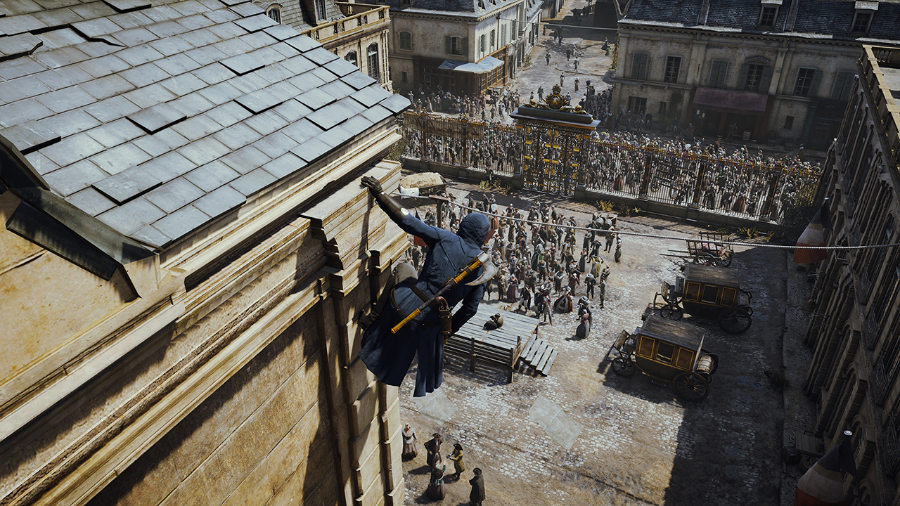 assassin's creed unity pc ps4 xbox one 7