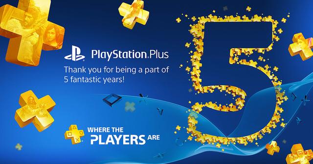 PS Plus 5