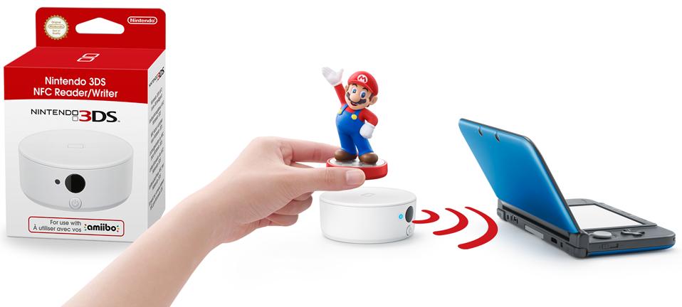 NFC 3DS