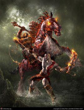 GOW_2_Kratos_vs_Barbarian_King