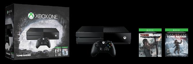 XboxOne_1TBConsole_RiseOfTheTombRaider_US_CAN_Groupshot_RGB-670x225