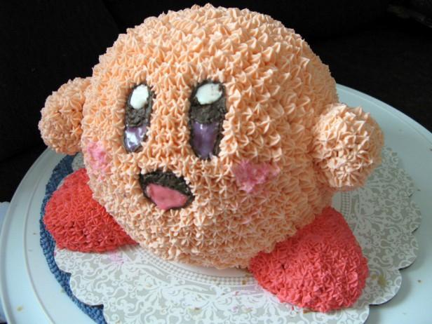 kirby torta