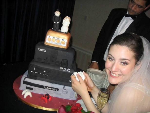 torta gaming vjenčanje