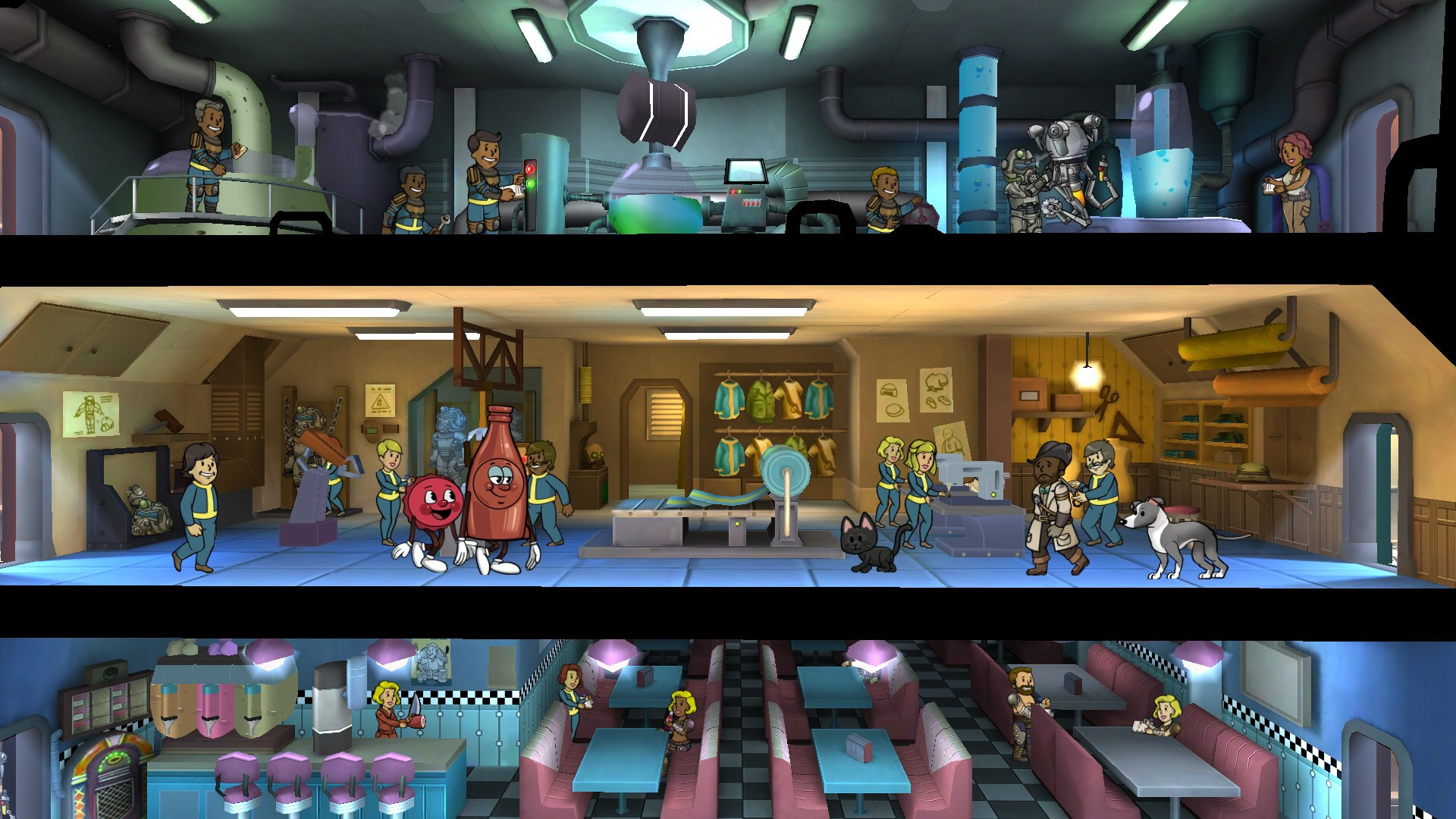 fallout-shelter-gets-nuka-world-mascots-in-new-update-147213129129
