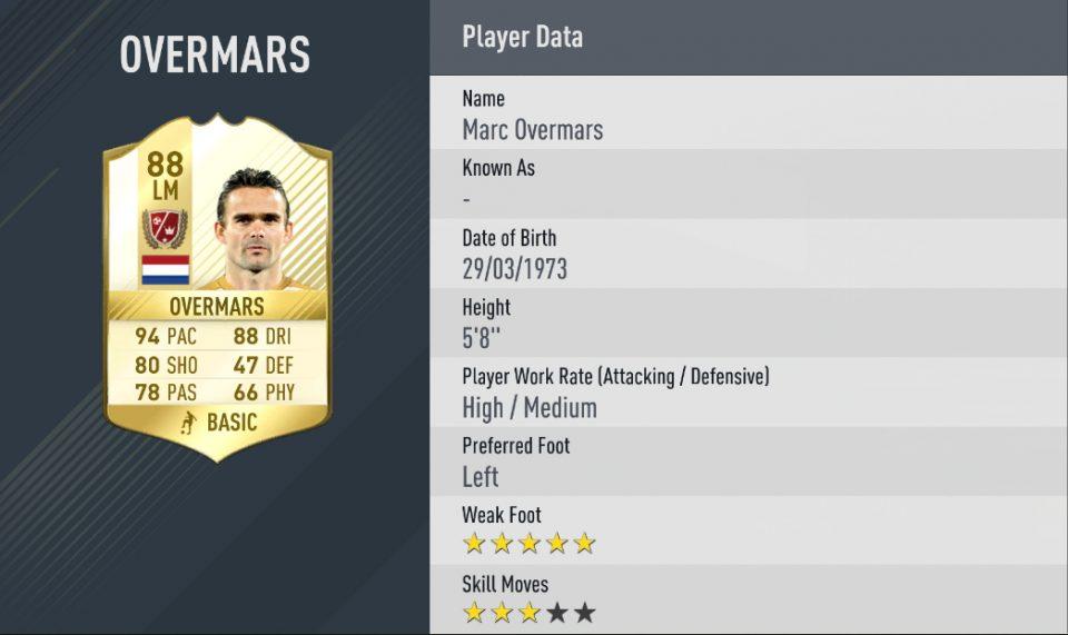Overmars FIFA