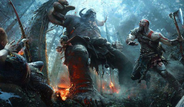 Sony Za Blagdane God Of War Igrace Casti Besplatnim Dlc