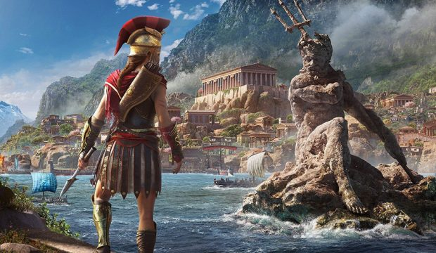 Assassin's Creed Odyssey donosi evoluciju Leap of Faitha ...