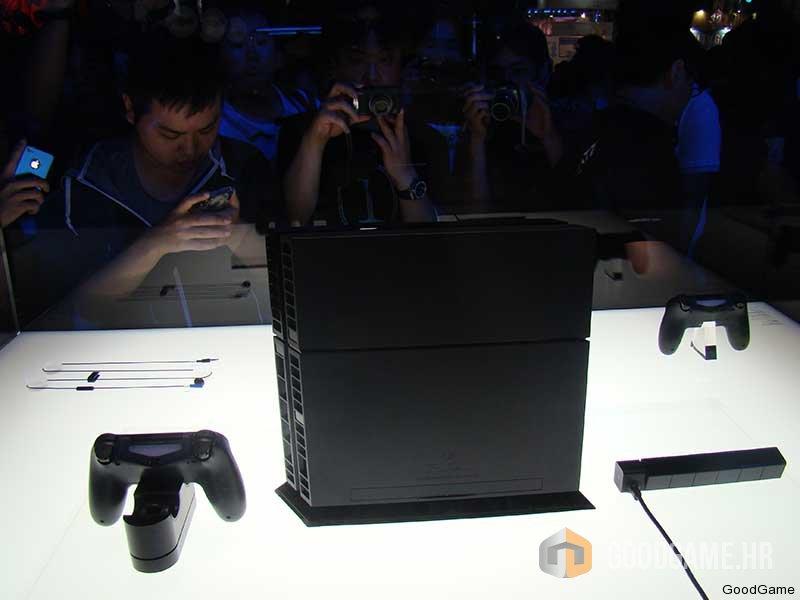 Gužva za jedini PS4 koji se smjelo slikati