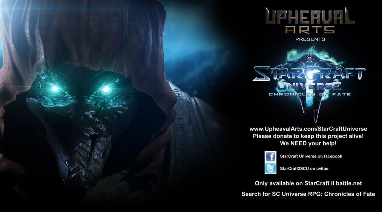 Starcraft Universe 2