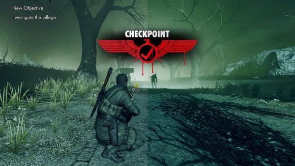 sniper elite zombie 2