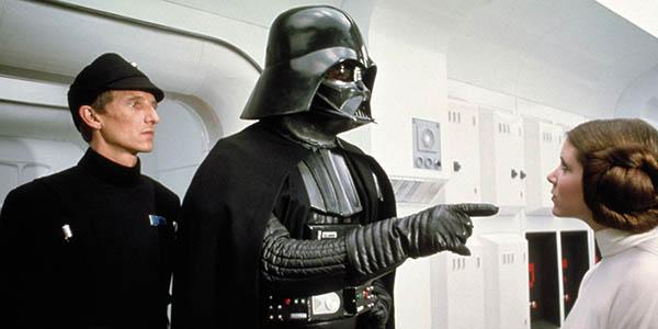 Darth Vader - najbolji filmski lik ikada, barem što se tiče autora ovog teksta...