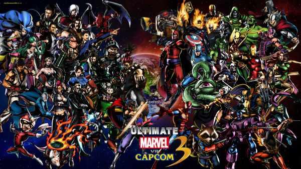 ultimate_marvel_vs_capcom_3_cast_wallpaper_by_bxb_minamimoto-d4fkkpn