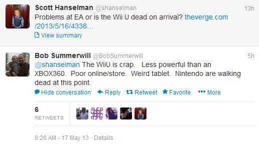 EA Wii U shit