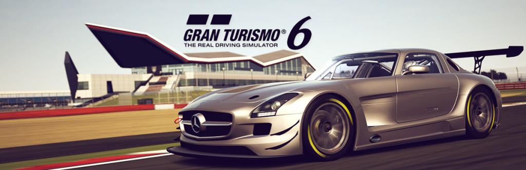 Gran Turismo 6-PS3