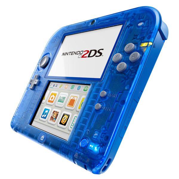 2DS Blue
