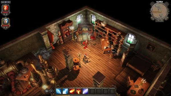 Turn based igra je veliki plus igre u kojoj je taktika i kombinacija jakih strana vaših likova presudna.