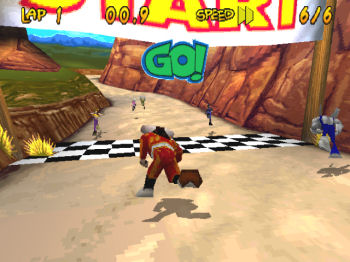 Running Wild-PSX-PAL