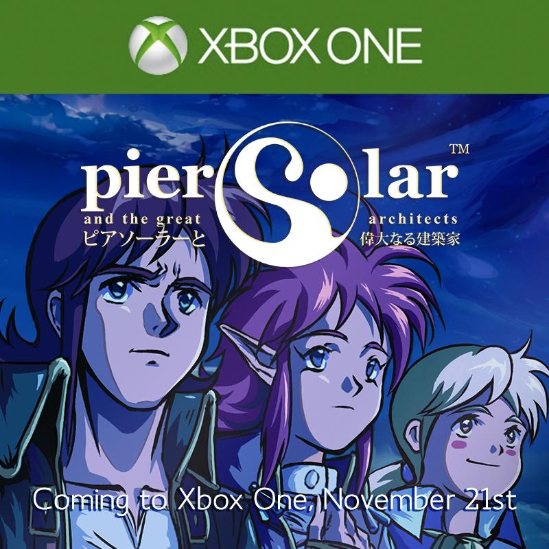 Pier Solar Xbox One
