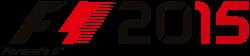 F1 2015 logo pos