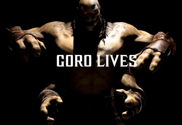 Goro lives-but only if you give him money