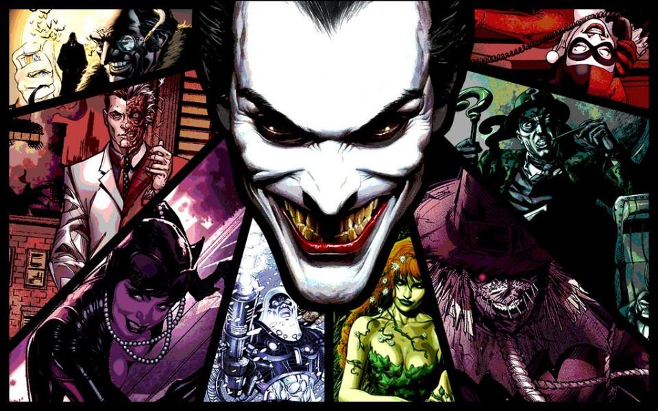 Copyright: http://adobson3.deviantart.com/art/Batman-Villains-Wallpaper-438168760
