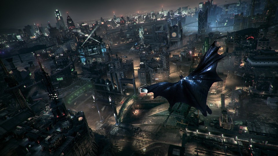 Gotham je prekrasno prikazan, zar ne?