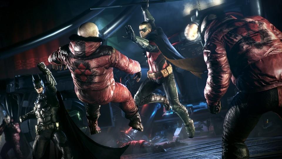 Lijepi dodatak su zajedničke brobe s Robinom, Catwoman i Nightwingom