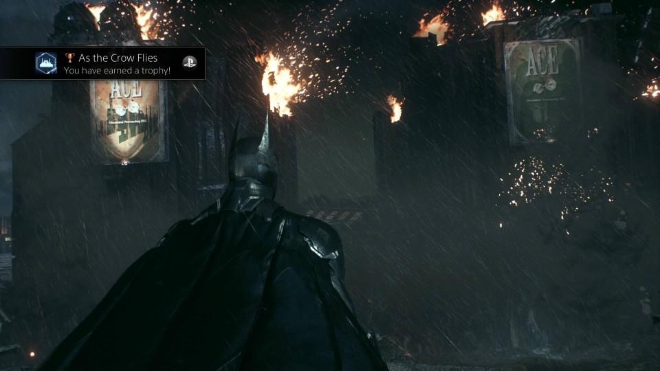 Gotham, grad u kojem uvijek ima događanja