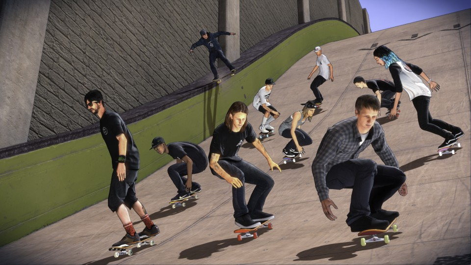 THPS5 Cell-shaded